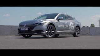 Volkswagen Arteon - приглашаем на тест-драйв! Киев, пр. Московский, 28