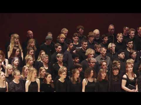 Gymnasiekor med Copenhagen Phil - hele Sjællands symfoniorkester