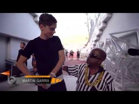 MARTIN GARRIX is Body Slammed at Ultra Europe Festival 2014 in Croatia