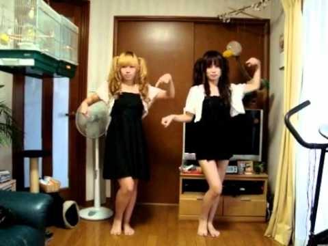 【こずえとマリス】うわさのリボンブラ体操を踊ってみた