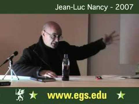Jean-Luc Nancy. Faust by Johann Wolfgang von Goethe 2007 1/7