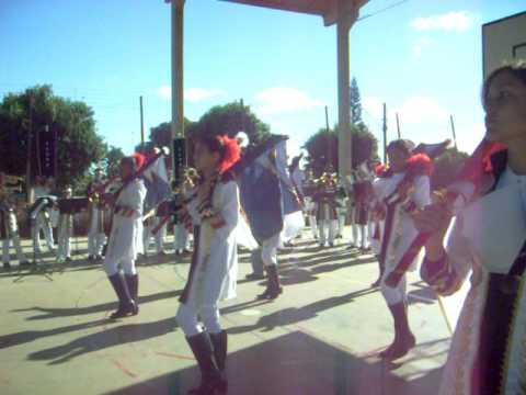 "Banda Marcial ""Infanto"" Municipal de Flora Rica - 20/05/2010"