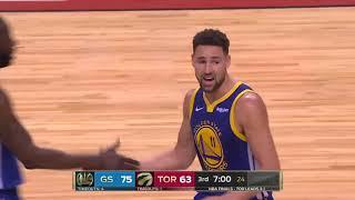 GAME RECAP  Warriors vs Raptors, Game 5 NBA Finals