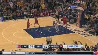 NBA Basketball - Incredible Dunks (LeBron James, Paul George, Shaquille O'Neal & Michael Jordan)