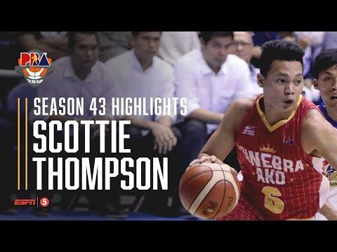 PBA 2018 Highlights: Scottie Thompson