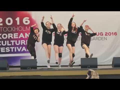 [UPDC] BTS (방탄소년단) - Fun boys & War of Hormone (흥탄소년단 & 호르몬 전쟁) KPOP WORLD FESTIVAL 2016