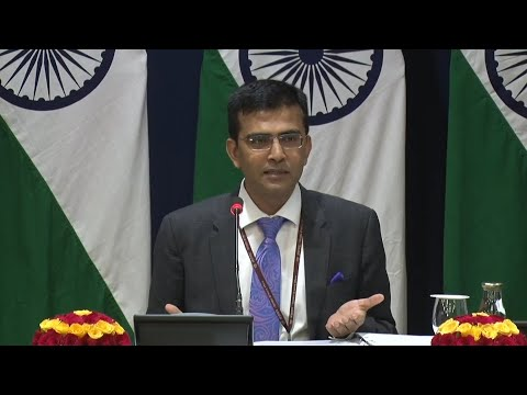 'Imran Khan doesn't know how international relations are conducted': MEA