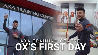 Ox's guided tour of the AXA Training Centre | 'We have a beach in Kirkby!'