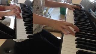 けやき坂さんのハッピーオーラを弾かせていただきました!! こちらはフ...