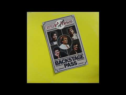 Little River Band - Back Stage Pass (1979) [Complete 2 LP Album]