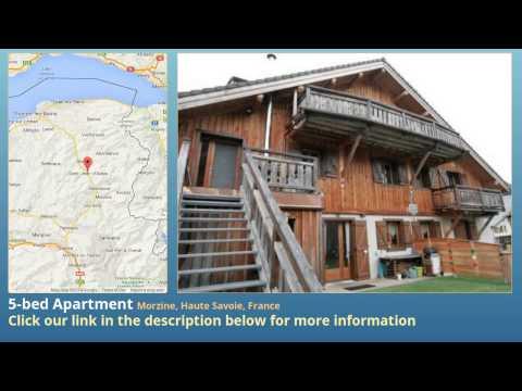 5-bed Apartment for Sale in Morzine, Haute Savoie, France on frenchlife.biz