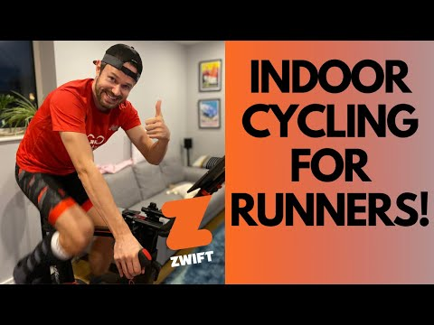 CYCLING FOR RUNNERS GET FIT, RECOVER QUICK & RUN FASTER!