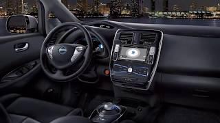 WATCH NOW: 2018 Nissan Leaf Safety