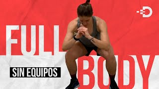 Full Body - LIVE WORKOUT - Sin equipos