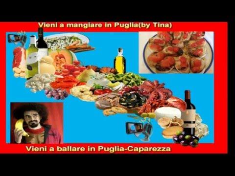 Vieni a mangiare in Pugliaby TinaVieni a ballare in Puglia  YouTube