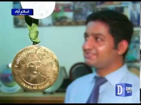 Young Pakistani makes word record in 12 seconds - Watch video