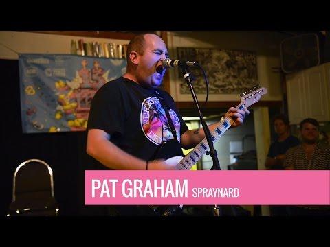 Pat Graham (Spraynard) [FULL SET] @ The Fest 15