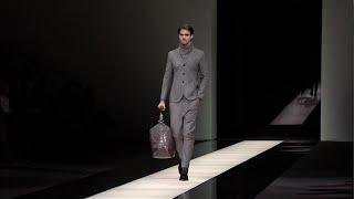 Giorgio Armani - 2015 Fall Winter Menswear Collection