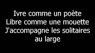 Repeat youtube video Zaho - Tourner La Page - Paroles