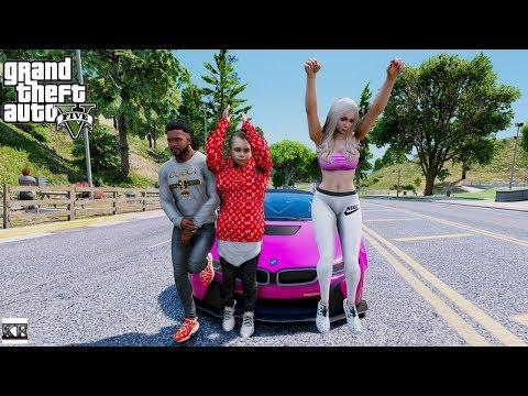GTA 5 REAL LIFE MOD SS8 #7 FAMILY TRIP