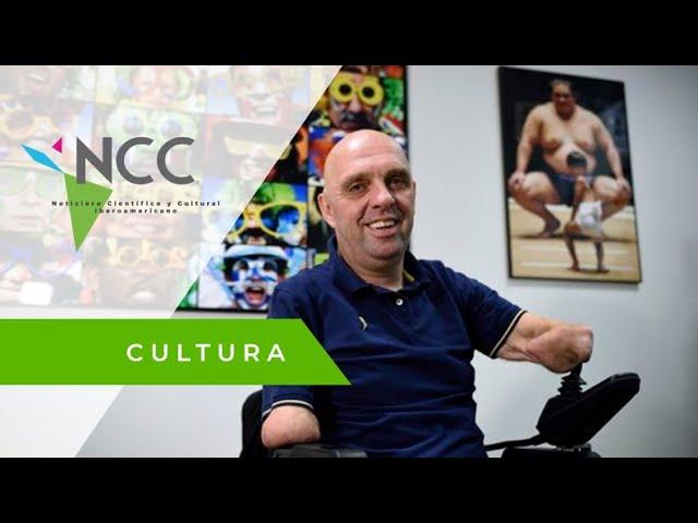 Philippe Croizon, quiere ser la primera persona con discapacidad en pisar el espacio