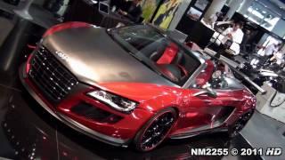 ABT Audi  R8 GT S 2011 Videos