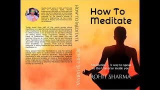 vuclip How to meditate : Er. Rohit Sharma