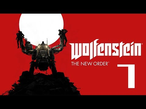 Wolfenstein: The New Order - Let's Play en Español / Capitulo 2 - Part.1