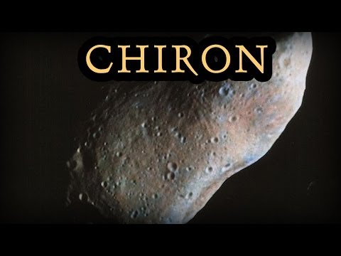 Chiron - The Wounded Healer Explained