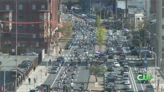 Parade Of Motorcycles Took Place For 39th Annual Toy Run