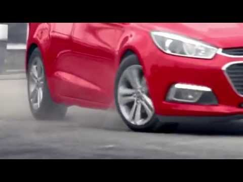 Chevrolet Cruze 2016 New Challenge commercial (china)