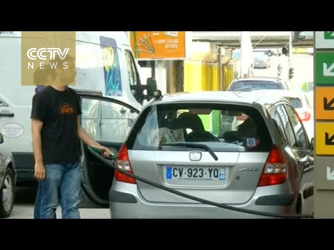 France labor strikes: Government says fuel supplies improving
