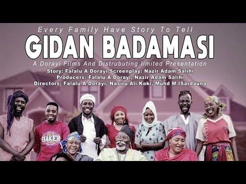 Download GIDAN BADAMASI (Episode One) Latest Hausa Series
