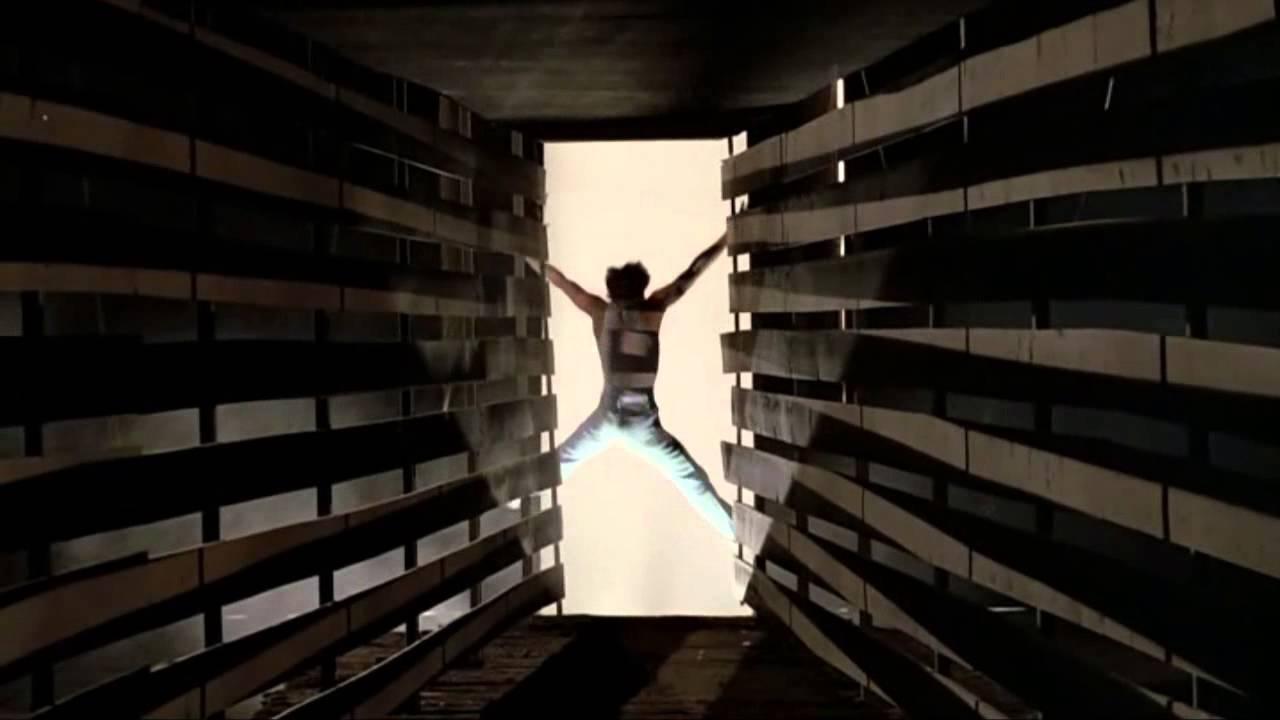 Footloose Warehouse Dance Scene Hd Youtube