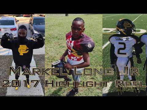Markel Long Jr 2017 Highlight Reel