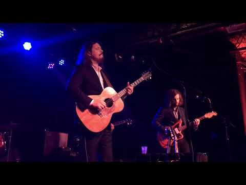 John Paul White - Full Set from Single Lock Records Showcase at Basement East