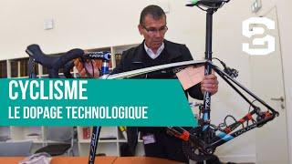 Un moteur dans le vélo(Thierry Vildary propose une enquête exclusive sur la problématique des moteurs cachés dans les vélos des cyclistes professionnels, véritable technique de ..., 2016-04-17T16:43:00.000Z)