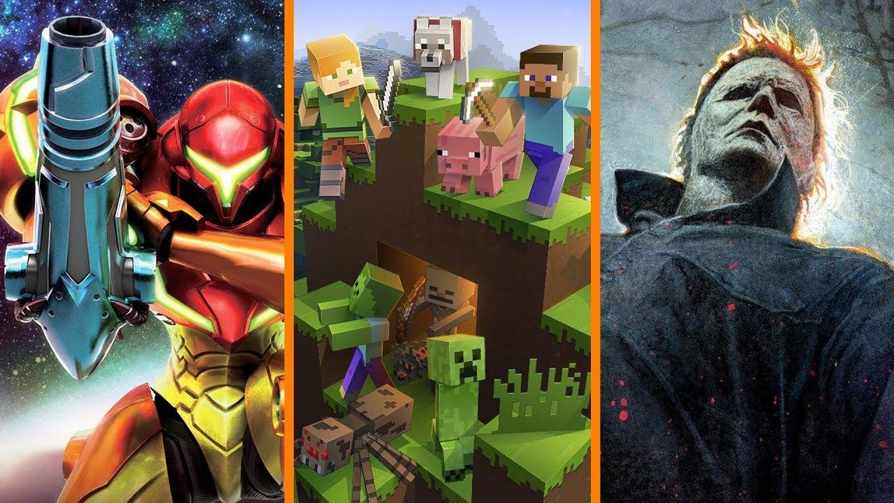 Metroid Prime 4 Reveal Soon? + More Crossplay On Playstation? + Halloween Best Opening EVER
