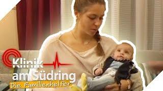 Schwanger trotz Pille mit 16! Lina geht trotz Baby in die Schule | Die Familienhelfer | SAT.1