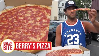 Barstool Pizza Review - Gerry's Pizzeria  Wilkes-barre, Pa