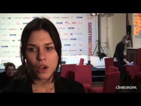 Shooting Stars 2012: Ana Ularu, actress - Romania