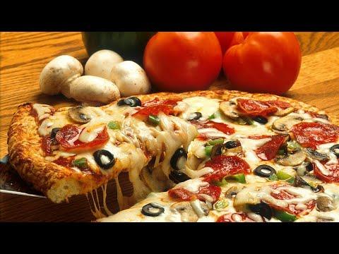 صورة  طريقة عمل البيتزا البيتزا بالطريقه الصحيحه خطوة خطوه عجينه /صلصه /حشوه طريقة عمل البيتزا بالفراخ من يوتيوب