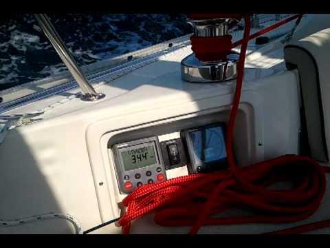Seaward 32RK- Sailing to Ft Pierce