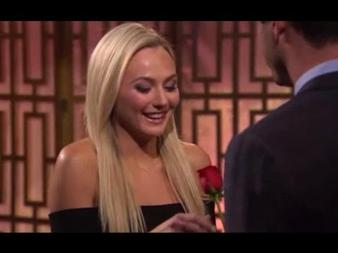 Lauren Bushnell: Rose Ceremony #8