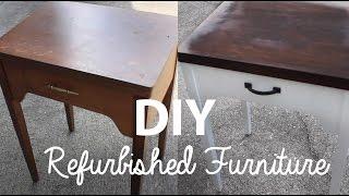 DIY Refurbished Furniture | ArtsyPaints