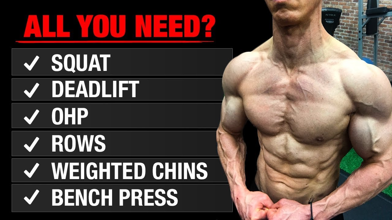 The Ultimate List of Compound Exercises: 50 Muscle-Building