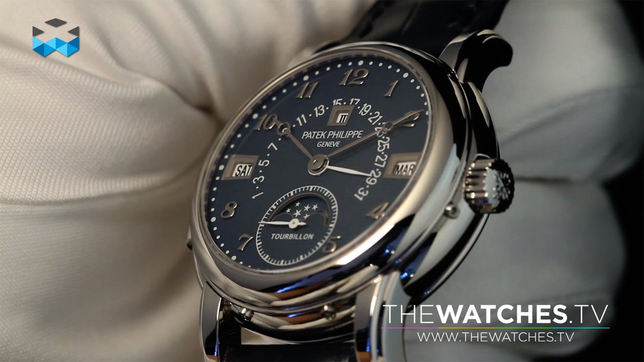 New Records at Geneva s Fall Watch Auctions 2015 - YouTube 24fed91ac7