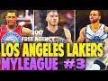 FREE AGENCY MADNESS! NEW CORE PLAYERS!!! NBA 2K17 LA LAKERS MYGM #3