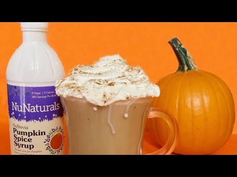 How to make sugar free pumpkin spice coffee creamer
