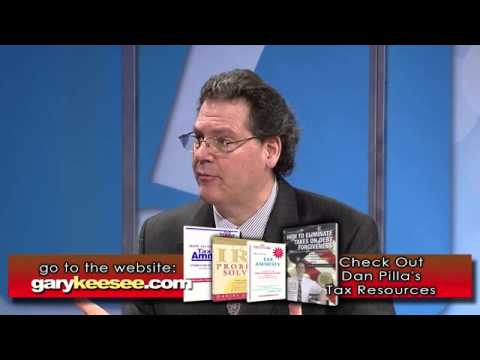Tax Expert Dan Pilla-Overcoming Tax Issues-Gary Keesee